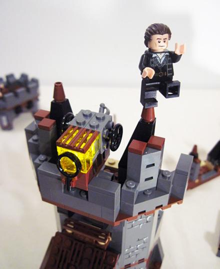 Lego Philip Swift Dancing