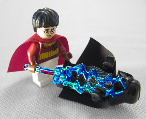 Lego Harry Potter vs. Lego Darth Vader 2