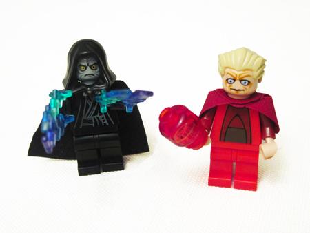 Lego Emperor Palpatine