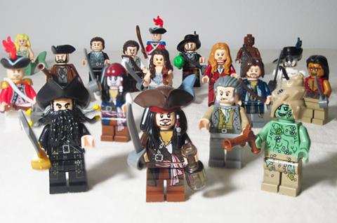 lego pirates of the caribbean - Lego Pirate
